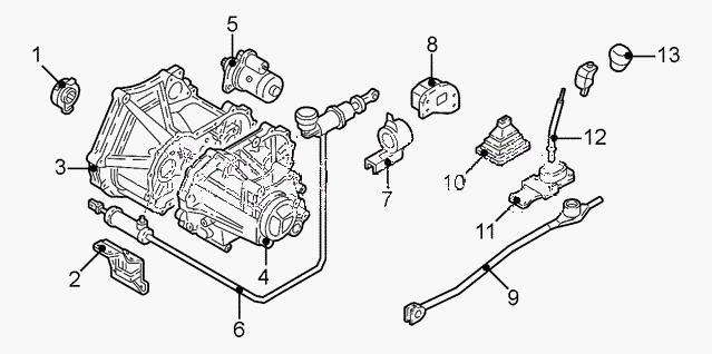 Схема АКПП Ленд Ровер Фрилендер 1